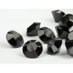 Fleur De Lis - Swarovski Elements Armband - Vierkant Fantasie - Jet, Black Diamond, Crystal AB