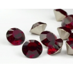Pedroni - Swarovski Elements Armbanden - Siam / Burgundy / Light Siam