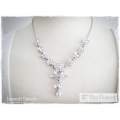 Mme Paul Charvet - Swarovski Elements Collier - Crystal