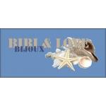 BIBI & LOVE bijoux - UIL - oorsteker - 1 cm - crystal Rood