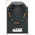 Boys With Style - BWS - Heren / Jongens Ketting Multi Color - 42,5 cm (nr. 43)