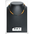 Boys With Style - BWS - Heren / Jongens Ketting Multi Color - 43 cm (nr. 45)