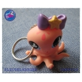 Littlest Pet Shop - Sleutelhanger- Inktvis