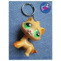 Littlest Pet Shop - Sleutelhanger - Kat I