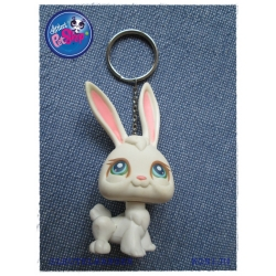 Littlest Pet Shop - Sleutelhanger - Konijn