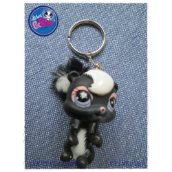 Littlest Pet Shop - Sleutelhanger - Stinkdier