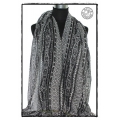 MB - Vintage Black / Brown - Foulards à la Mode / Dames Shawls