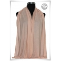 MB - Plain Pastel - Foulards à La Mode / Dames Shawls - Vintage Rose