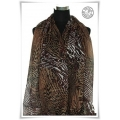 MB - Tigerprint - Foulards à La Mode / Dames Shawls