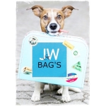 J & W bags - Rechthoekige schoudertas - USA flag / Stars and Stripes