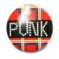Going Retro - Trendy Button - Punk - Scotty style