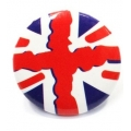 Going Retro - Trendy Button - Flag GB
