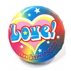 Going Retro - Trendy Button - Sparkling Love