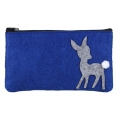 My Little Nature - Make Up tasje / Etui - Hertje (Bambi) - 6 kleuren