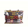 Going Retro - Strandtas - Shopper - Bloemen Multi color