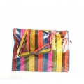 Going Retro - Strandtas - Shopper - Stripes - Multi colours
