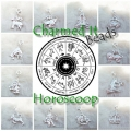 Charmed It -  Beads hangers - Horoscoop tekens