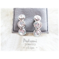 Pedroni - Swarovski Elements - Oor Clips