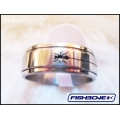 Fishbone - Stainless Steel / RVS Ringen - Spin / Spider