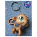 Littlest Pet Shop - Sleutelhanger - Aapje