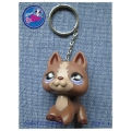 Littlest Pet Shop - Sleutelhanger - Hond I (French Bulldog)