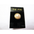Simply Luxurious - Tie / Revers Pin - PEARL GOLD