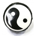 Going Retro - Trendy Button - Yin Yang / Ying Yang